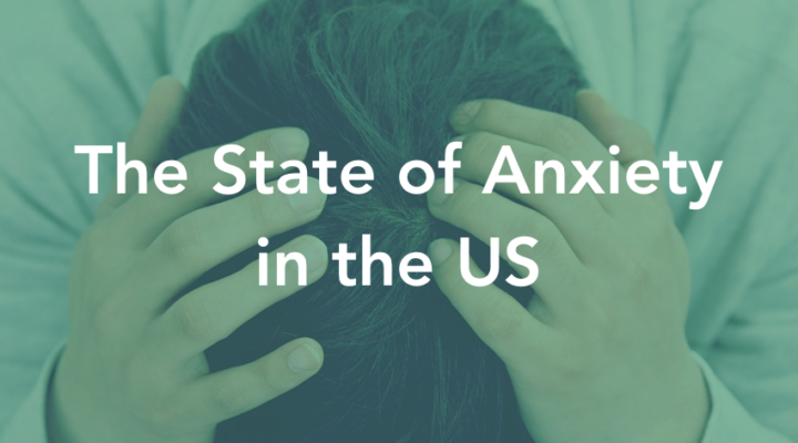 The State of Anxiety – New Anxiety Survey Results