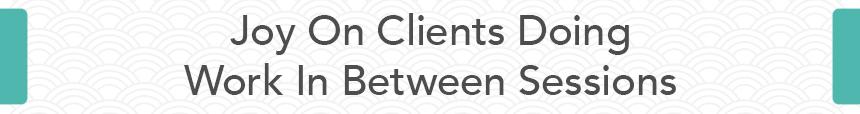 Joy Solano & Clients