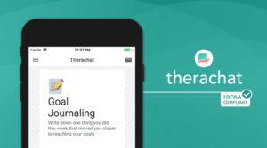 Secure, online journaling tool