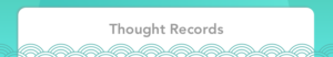 Thought Records