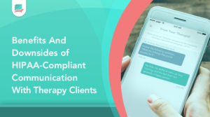 Benefits & downsides of hipaa compliant texting_banner