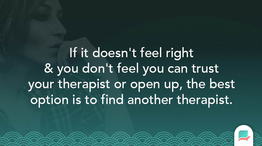 Find another therapist quote
