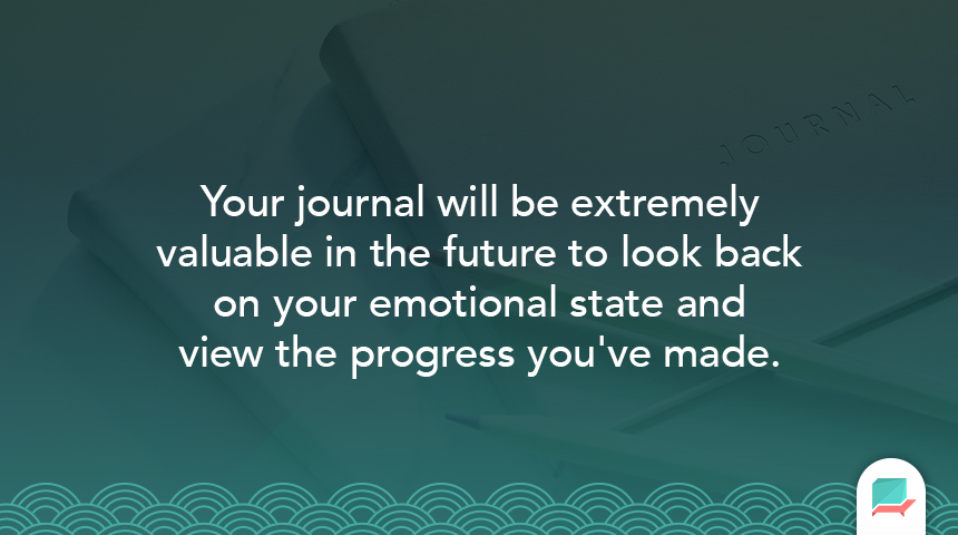 How to get started with journaling _ quote 1