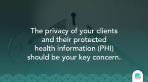 hipaa compliance privacy of clients _ quote 3