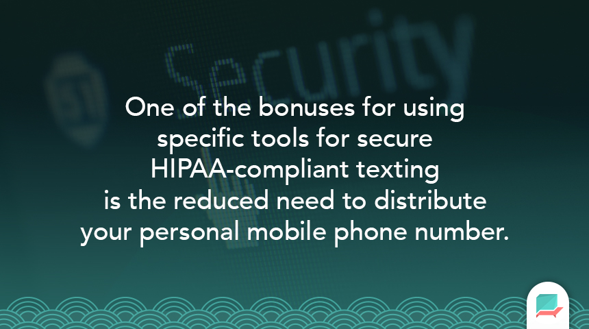 hipaa compliancy reduce phone number _ quote 2