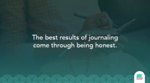 how to get started with journaling _ quote 2
