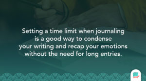 how to get started with journaling _ quote 3