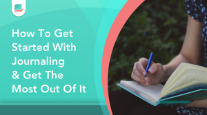 Get started journaling