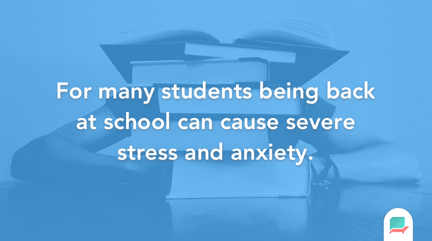 A Guide to Stress Management for Teens: Back to School