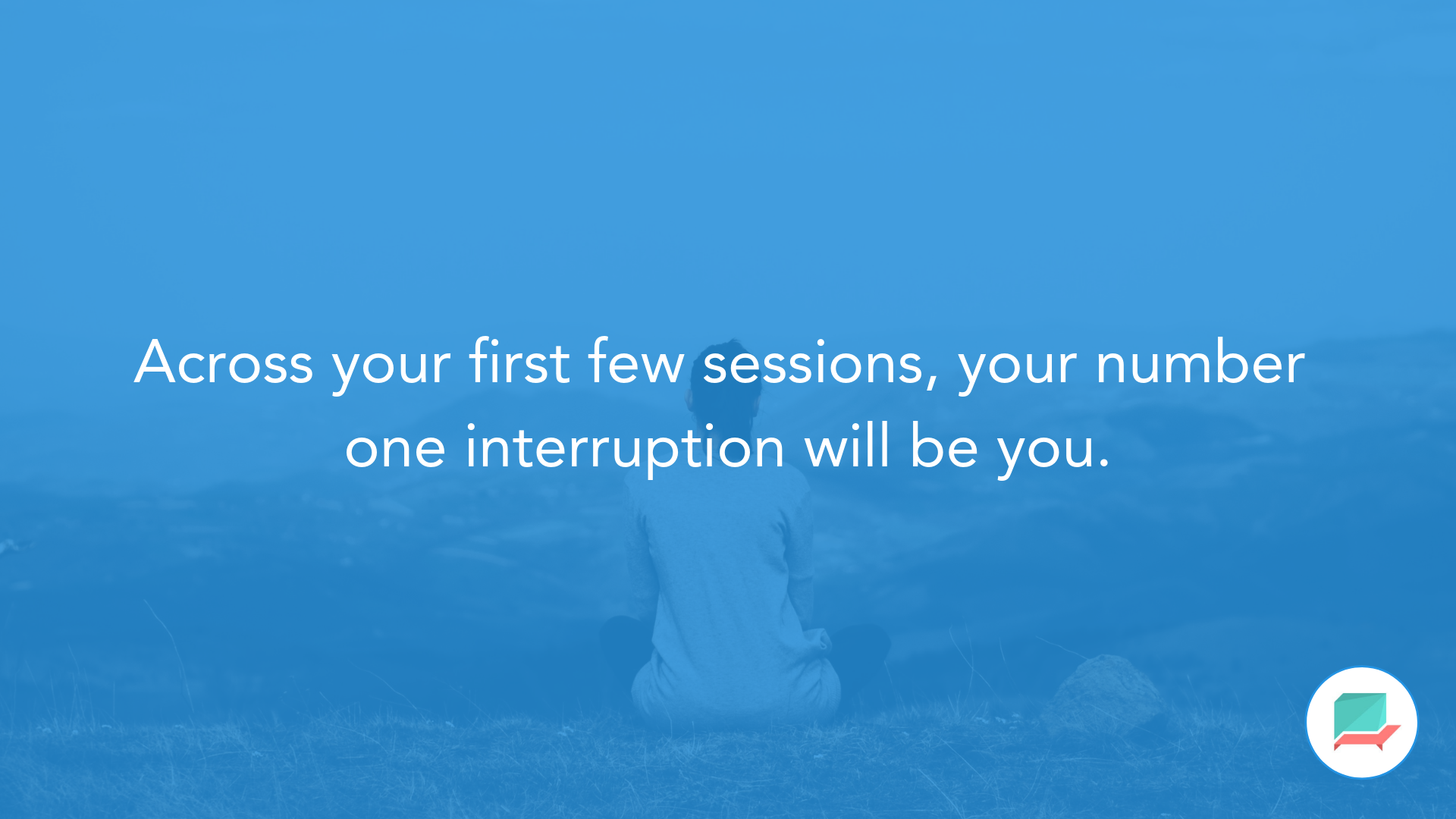 Meditation Sessions for Anxiety