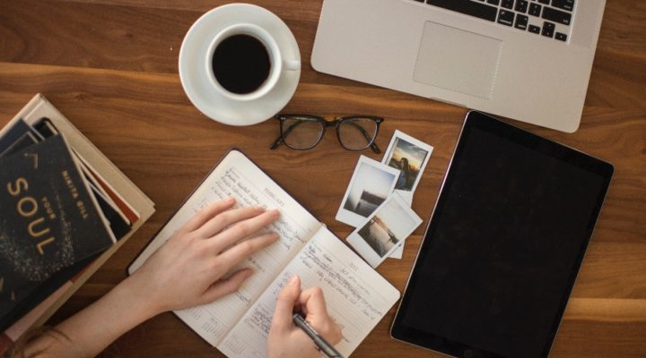 How to successfully get clients started with journaling